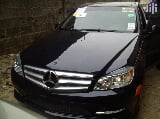 Photo Mercedes-Benz C300 2010 Black
