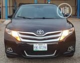 Photo Toyota Venza 2015 Black