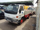 Photo Toyota Dyna 2000 White
