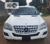 Photo Mercedes-Benz M Class 2010 White
