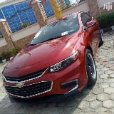 Photo Chevrolet Malibu 2016 Red