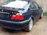 Photo Bmw 323I 2000 Blue
