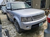 Photo 2011 Silver Automatic Land Rover Range Rover Sport