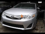 Photo Silver toyota camry le 2013