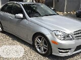 Photo Mercedes-Benz C300 2014 Silver