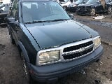 Photo Chevrolet Tracker 2001 Green For Sale