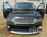Photo Land Rover Range Rover Sport 2006 Black