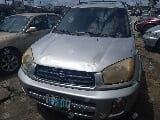 Photo Toyota Rav4 2004 2.0 4X4 Executive Silver