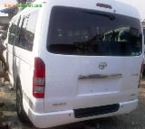 Photo 2004 Toyota Hi-Ace used car for sale in Rivers...