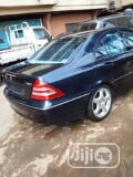 Photo Mercedes-Benz C240 2003 Blue