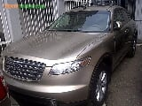 Photo 2004 Infiniti FX35 used car for sale in Lagos...