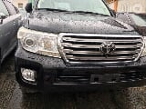Photo Toyota Landcruiser 2015 Black