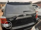 Photo Toyota Highlander 2008 Limited 4x4 Black