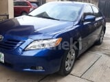 Photo 2008 Blue Automatic Toyota Camry