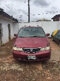 Photo Honda Odyssey 2006 Red