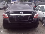 Photo Nissan Altima 2014 Black