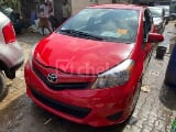 Photo 2014 Red Automatic Toyota Yaris
