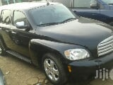 Photo Tokunbo Chevrolet Hhr 2006 Black