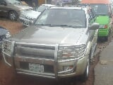 Photo Infiniti Qx 2004 Gold