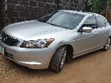 Photo Honda Accord 2008 2.4 Executive Silver