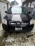 Photo Kia Sportage 2008 Black