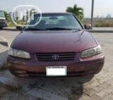 Photo Toyota Camry 1998 Automatic Red