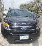 Photo Ford Explorer 2012 Black