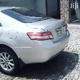 Photo Toyota Camry 2011 Silver