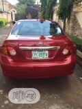 Photo Toyota Corolla 2010 Red