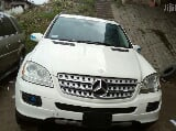 Photo Mercedes-Benz M Class 2008 White