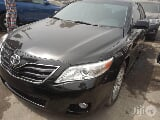 Photo Toyota Camry 2010 Black