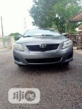 Photo Toyota Corolla 2010 Gray