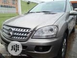 Photo Mercedes-Benz M Class 2006 Gold