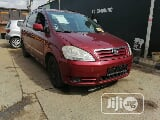 Photo Toyota Verossa 2003