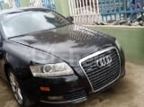 Photo 2010 Black Automatic Audi A6