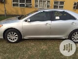 Photo Toyota Camry 2012 Silver