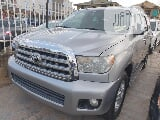 Photo Toyota Sequoia 2009 Silver