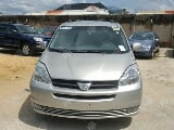 Photo Toyota Sienna 2005 Gold