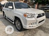 Photo Toyota 4-Runner 2013 Limited 4X4 White