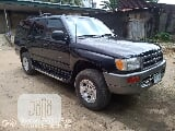 Photo Toyota 4-Runner 1998 4Runner Black