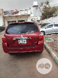 Photo Toyota Highlander Limited 2008 Red