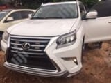 Photo Lexus GX 2012 460 Premium White