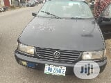 Photo Volkswagen Passat 1997 Black