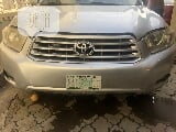 Photo Toyota Highlander 2008 Limited 4X4 Silver