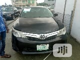 Photo Toyota Camry 2014 Black