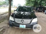 Photo Mercedes-Benz M Class 2008 Black