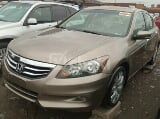 Photo 2008 Gold Automatic Honda Accord