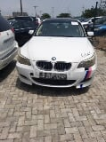 Photo 2005 White Automatic BMW 5 Series
