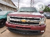 Photo Chevrolet Silverado 2009 Red