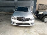 Photo 2014 Silver Automatic Mercedes-Benz C250